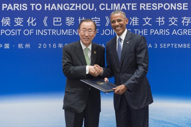 【圆桌论坛】如果美国退出《巴黎气候协定》