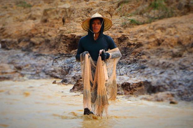 研究称水电开发改变湄公河水文