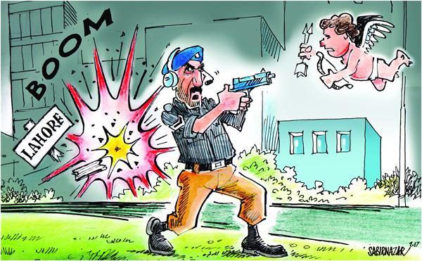 巴基斯坦恐怖主义问题为何积重难返?