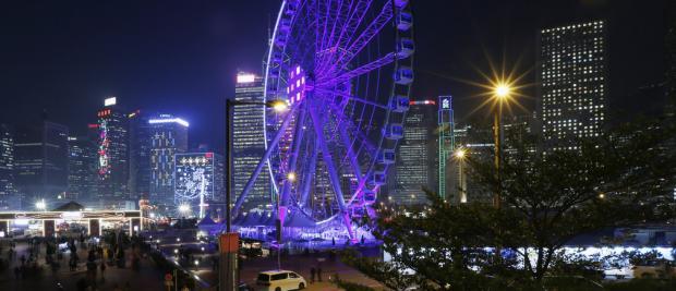 从香港到巴黎,人们度假都爱去哪里?