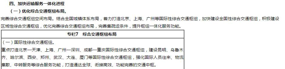 成渝甩天津外所有二线城市,获重点打造国际枢纽
