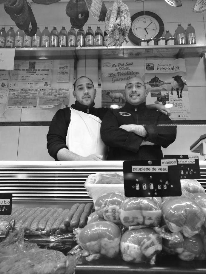 变形记 | 探访法国第一家有机清真肉店