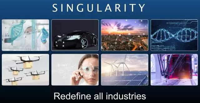 奇点临近后的硅基文明的未来,一切行业都是芯片驱动
