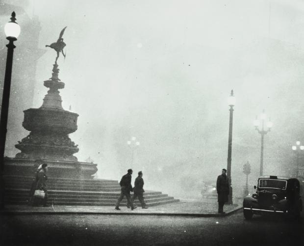 1952,伦敦呼吸之痛