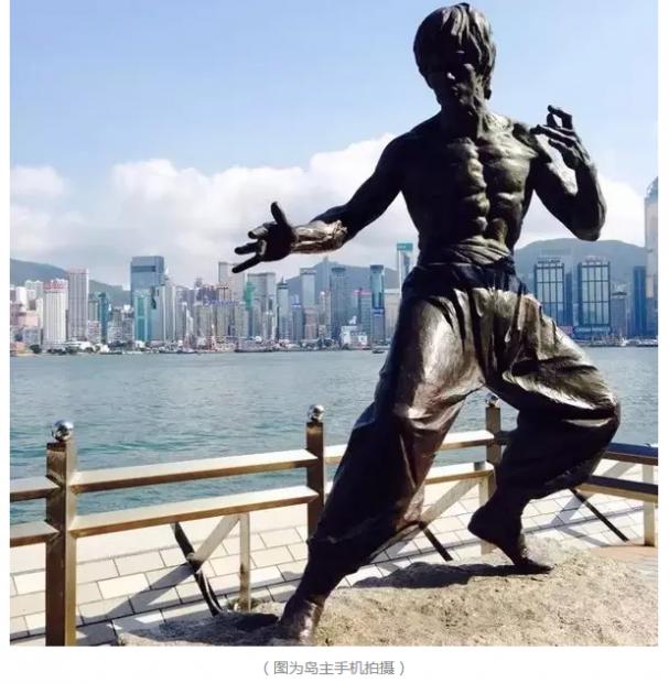 香港 | 赛博朋克的圣地与文艺游客的港湾