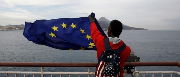 如果存在欧洲难民国,那将是怎样的一个国家?