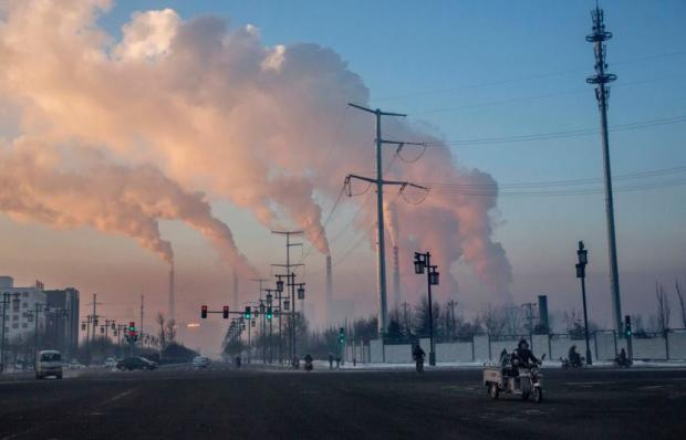 中国决意压减煤电过剩产能