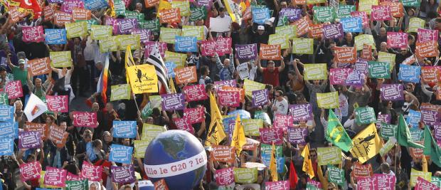 克劳斯·施瓦布:关于全球化,我们需要一个新的故事