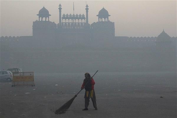 看印度如何用奖惩机制治理大气污染