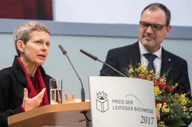 《西游记》德译本获大奖|2017莱比锡书展现场