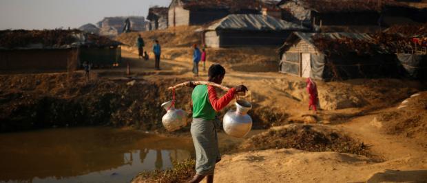 """为水而战:解决全球水危机的三件""""神器"""""""