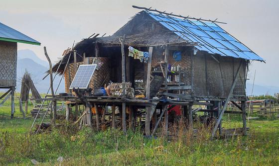 中国气候援助落地缅甸