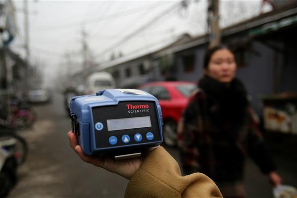 """中国正在""""唤醒""""公共环境数据"""