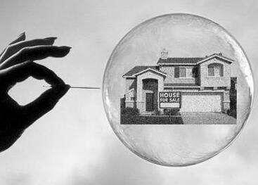 楼市泡沫横飞的四大隐患