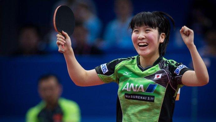 被中国乒乓球压了半个世纪的日本真要翻盘?