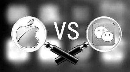 苹果与微信开战,封闭式平台的战争不可避免?