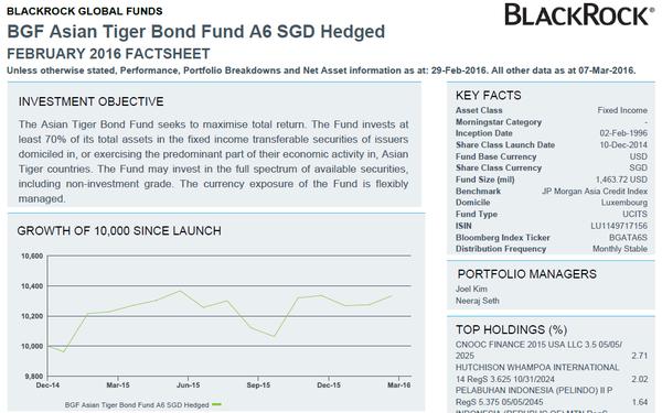 证据主义案例分析:海外美元债券基金