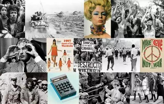 1967:嬉皮·迷幻·爱之夏