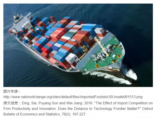 进口能促进所有企业的生产力进步和创新吗?