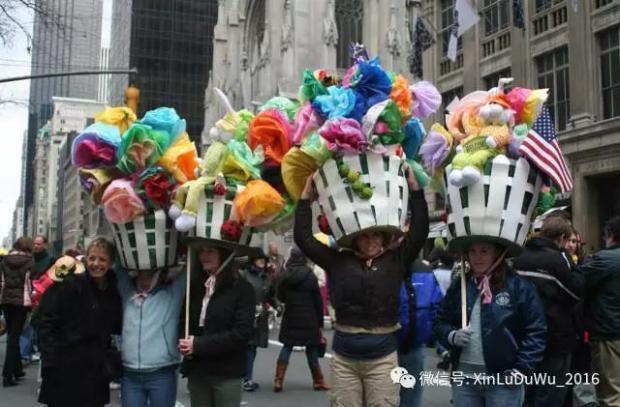 没搞错,是帽子大游行