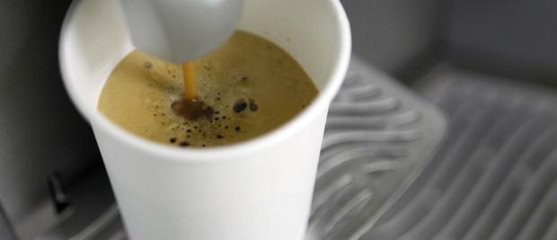 累了?喝杯咖啡打个盹吧!
