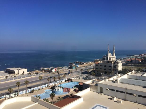【手记】加沙——渴盼自由与和平