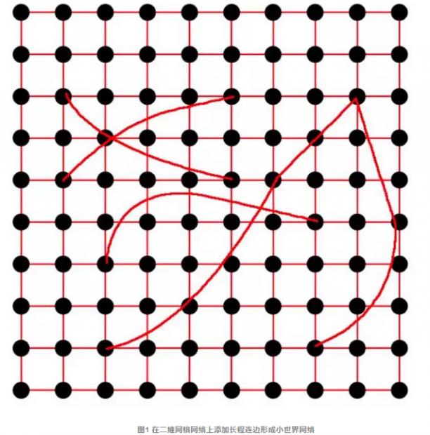 网络与几何的纠缠