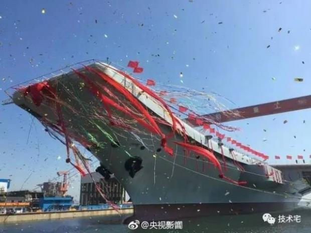 国产航母下水,为何只是辽宁舰升级版?