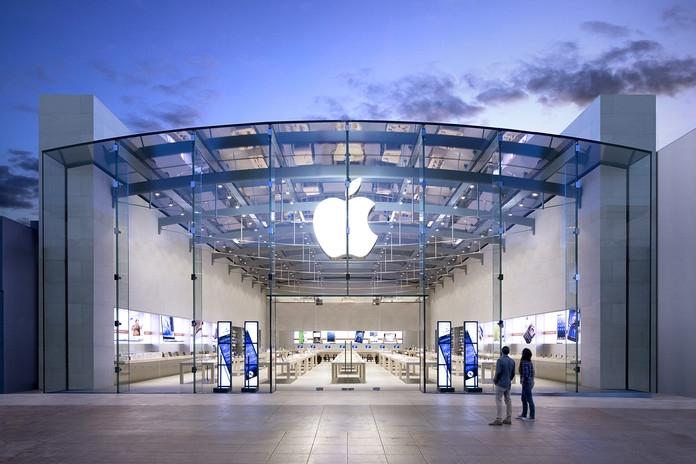 苹果等科技股飙涨  纳指触及盘中纪录高位