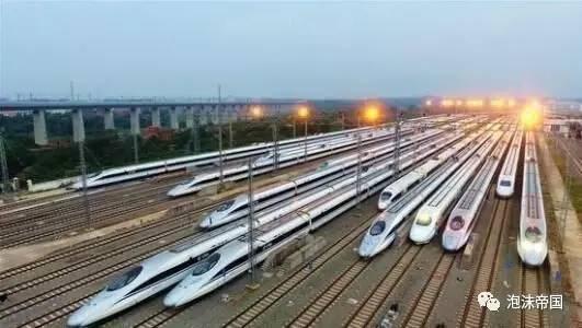 中铁总年债务增加6200亿,外国高铁建设为何难以复制中国