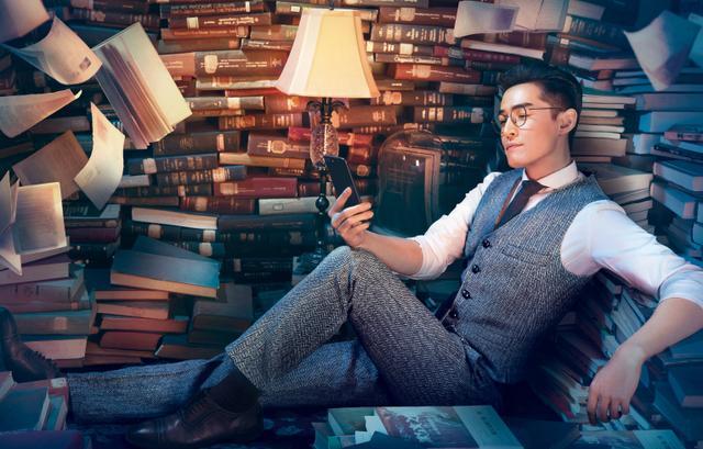 互联网重塑一切的时代,以胡歌的名义再造百亿阅读市场