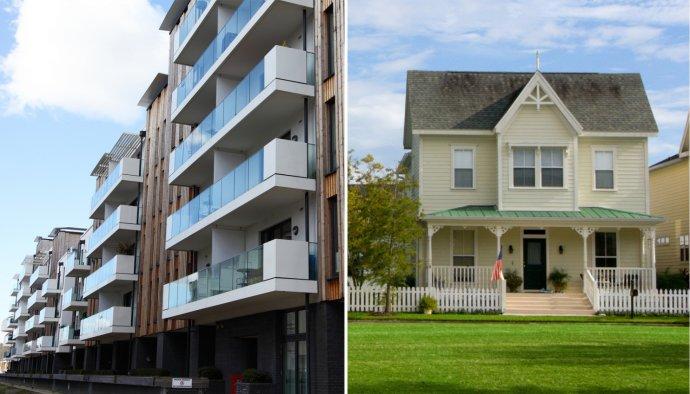 为何说单身公寓增值更快?
