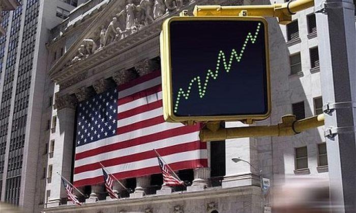 受经济数据及科技公司股价拉动  美三大股指反弹