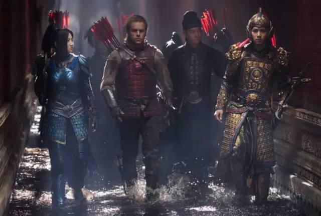 《长城》是中国电影一次成功的走出去吗?