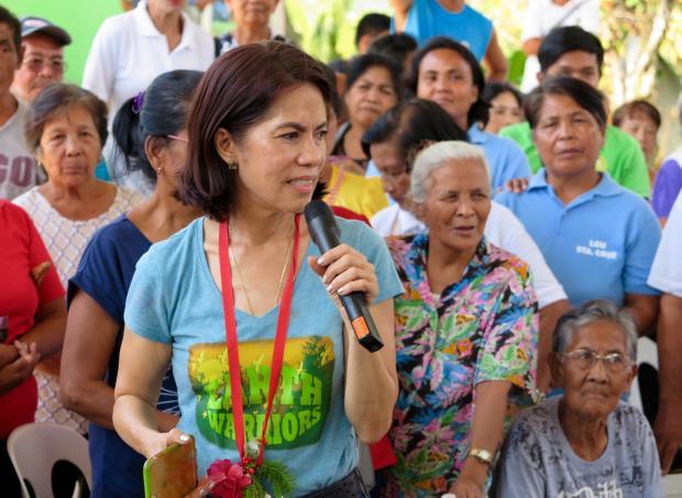 勒吉娜·洛佩兹:菲律宾环保铁娘子