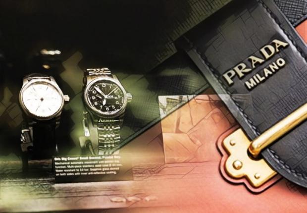 奢侈品不好卖了:普拉达利润腰斩 瑞士钟表出口下滑