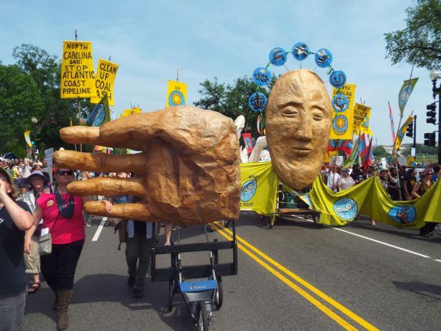 气候大游行:一场小众狂欢?