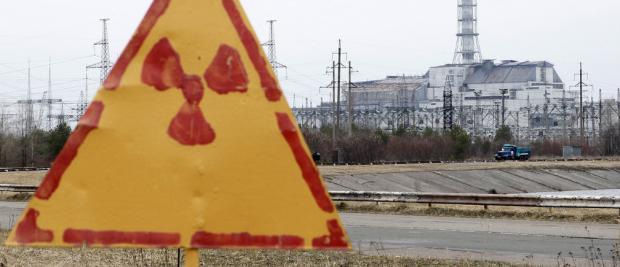 中国正在切尔诺贝利核污染隔离区建造大型太阳能电厂