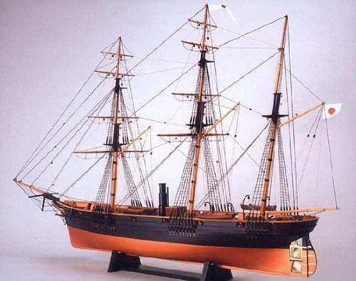 幕府末期动乱和明治维新(三):咸临丸,渡过太平洋