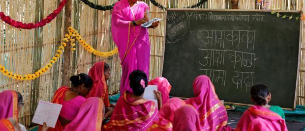 印度:教育革命,势在必行