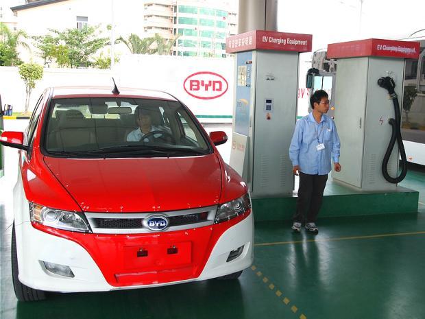 中国如何赢得电动车市场