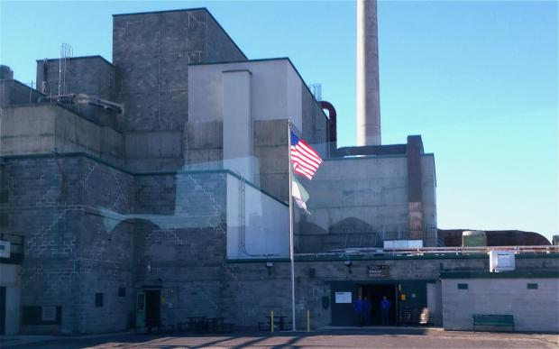 美国核废料场塌方险些酿成大祸