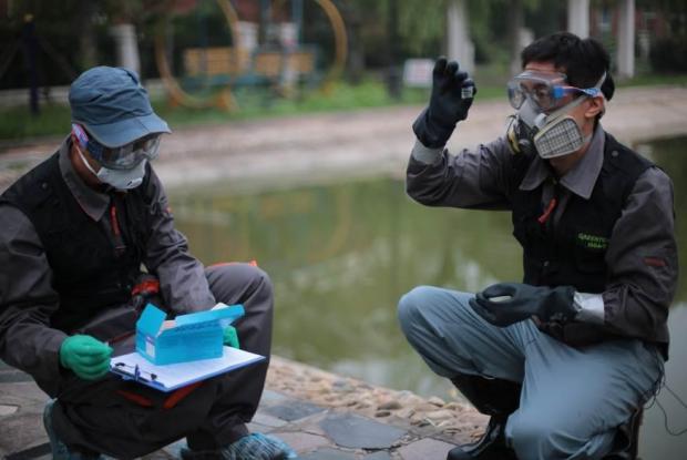 环境监测设备市场在中国崛起