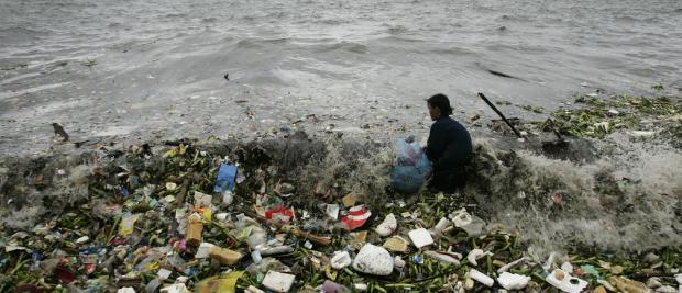 用两百万美元大奖,防止塑料废品吞噬海洋