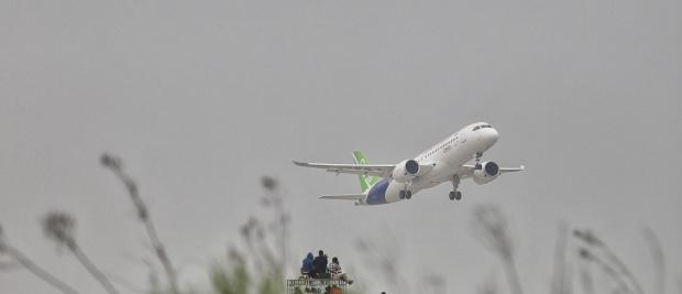 大飞机首航,中国制造任重道远