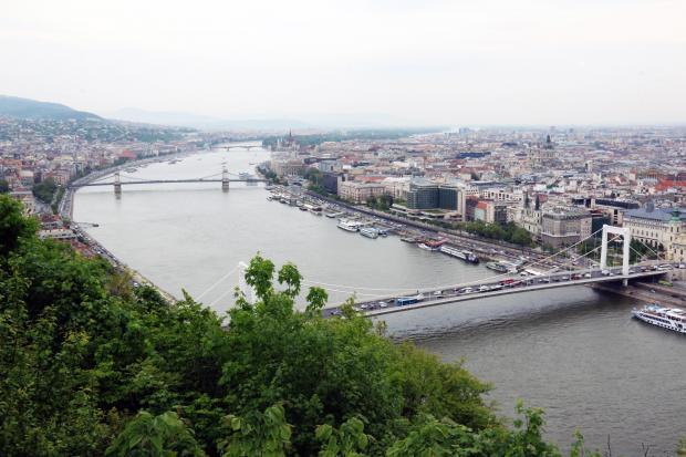 东欧之行(1): 多瑙河畔的布达佩斯