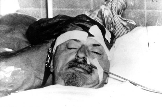刺杀托洛茨基始末