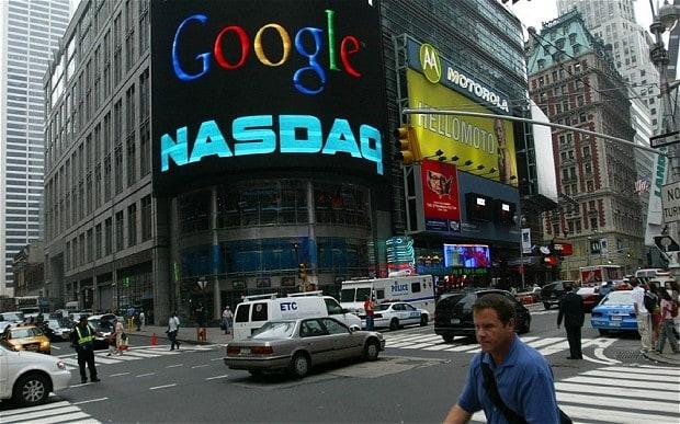 科技股急挫纳指大跌  苹果创16个月来最大单日跌幅