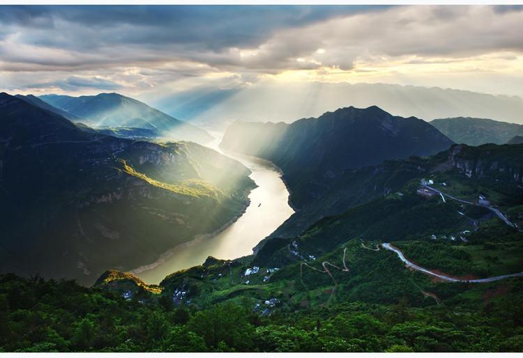 巫山最美风景大道