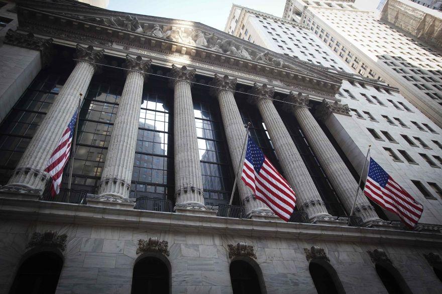 科技股延续跌势 美股跌幅收窄